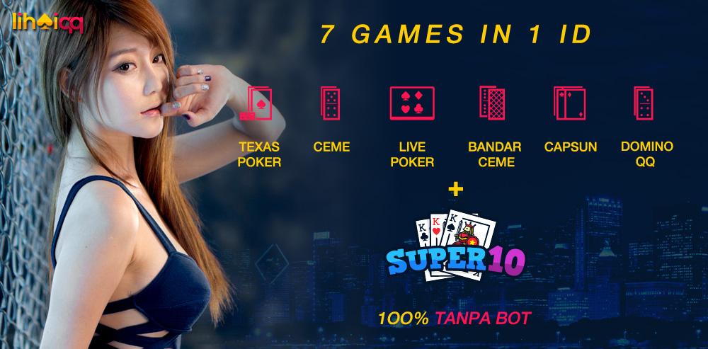 judi poker online mudah menang
